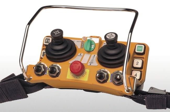 Радиоуправление кранами своими руками